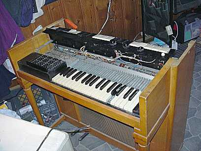 The Bat • owenlabs@aol.com Hammond Organ S Schematic Diagrams on